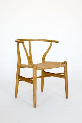 The Wishbone Chair Mid century ch24 wishbone chair by hans j wegner for carl hansen mid century ch24 wishbone chair by hans j wegner for carl hansen sn sisterspd