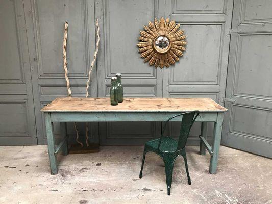 Table Vintage en Bois, France en vente sur Pamono
