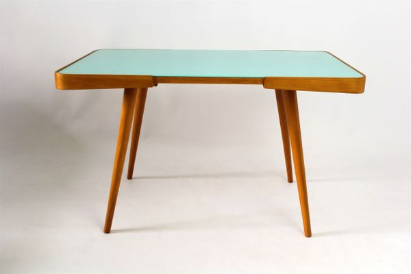 Awesome Czech Coffee Table With Glass Top By Jiří Jiroutek, 1960s 1 Good Ideas