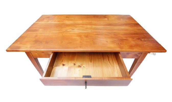 Antique Biedermeier Table 2