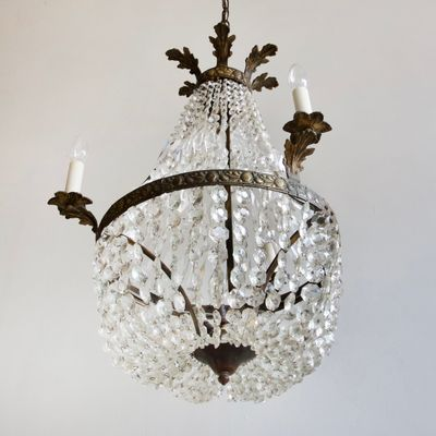 Vintage balloon chandelier for sale at pamono vintage balloon chandelier 2 mozeypictures Choice Image