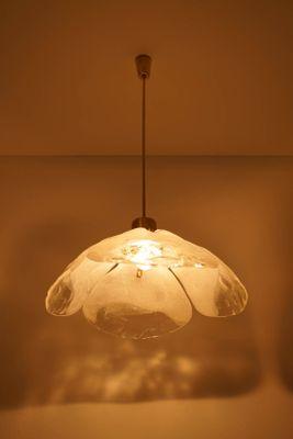 Vintage Large Murano Glass Light From Kalmar 2