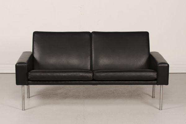 AP 34/2 Sofa By Hans J. Wegner For AP Stolen, 1960s 1