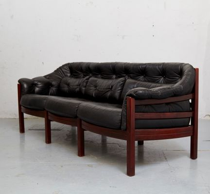Mid Century Sofa By Arne Norell For Coja 2