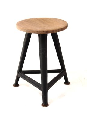 stool style seating l id stools industrial in at for of rowac sale german chair vintage f furniture