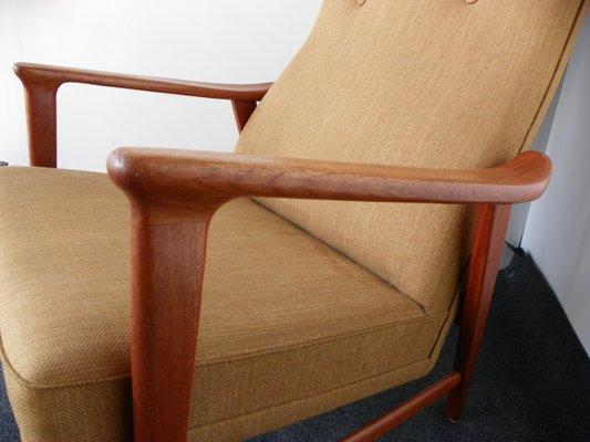 Swedish Lounge Chair,1960s 3