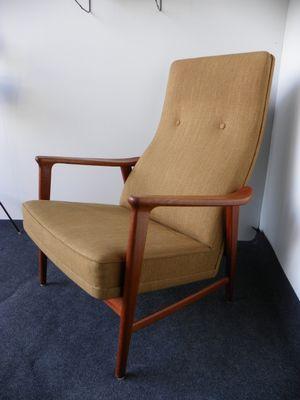Swedish Lounge Chair,1960s 1
