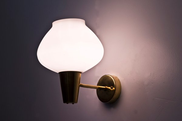 Swedish wall lamp from asea 1950s en venta en pamono swedish wall lamp from asea 1950s imagen 8 aloadofball Image collections