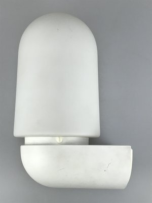 Glass plastic wall lamp from limburg 1960s for sale at pamono glass plastic wall lamp from limburg aloadofball Choice Image