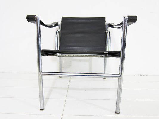Le Corbusier Sedia. Le Corbusier Lc Strap Chair With Le Corbusier ...