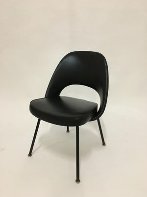 Exceptional Mid Century Executive Chair By Eero Saarinen For Knoll 1