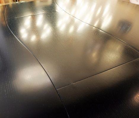 Model Esse Extendable Dining Table By De Pas DUrbino Lomazzi For Acerbis