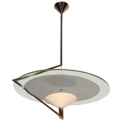 Vintage Olympia Pendant Light By Daniela Puppa For Fontana Arte 1