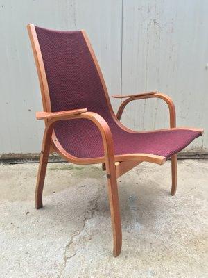 Vintage Swedish Lounge Chair, 1960s 1