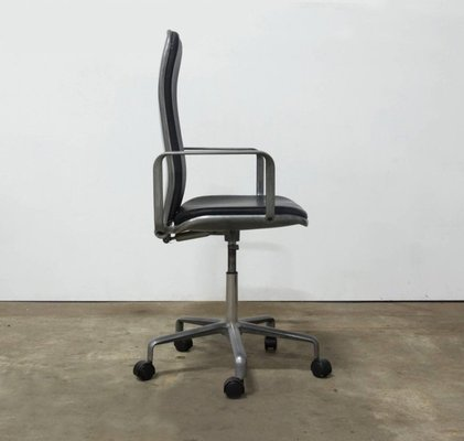 vintage office chair. Vintage Office Chair By Frederick Scott For Hille, 1970s 2