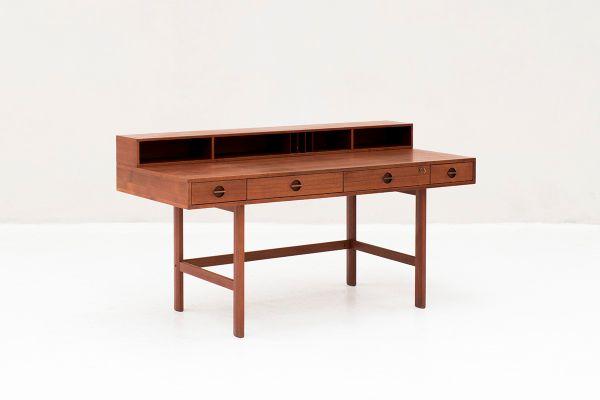 Mid Century Desk By Jens Quistgaard For Peter Løvig Nielsen 1960s 2