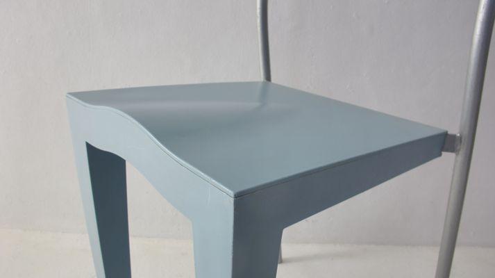 Vintage Stühle französische vintage stühle philippe starck für kartell 1980er