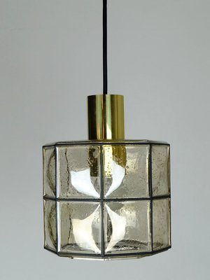 octagon aura metallic gold bee lyst product jewelry in gallery pendant slane
