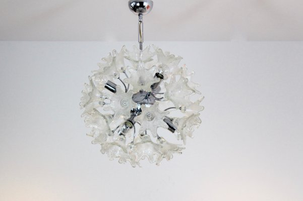 Vintage murano glass chandelier by paolo venini for veart en venta vintage murano glass chandelier by paolo venini for veart imagen 1 aloadofball Choice Image