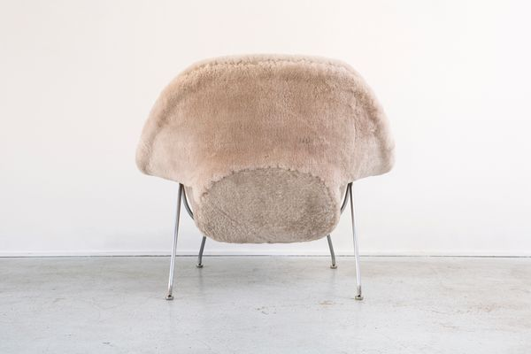 Womb Chair by Eero Saarinen for Knoll International, 1960s for sale ...