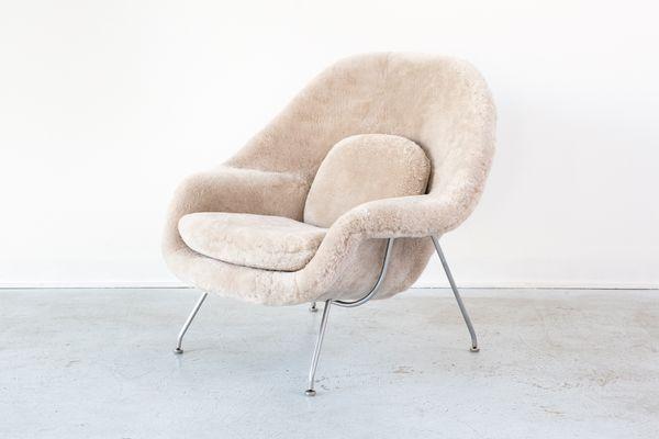 Womb Chair By Eero Saarinen For Knoll International, 1960s 2