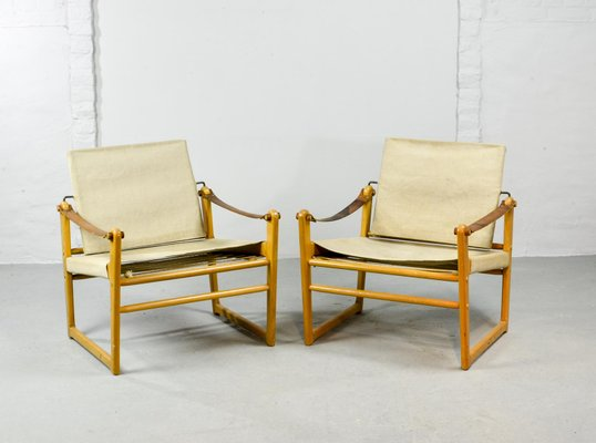 Mid Century Armchairs By Bengt Ruda For Ikea, 1960s, Set Of 2 1