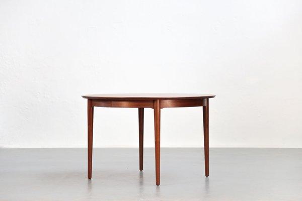 Scandinavian Teak Dining Table By Arne Vodder For P. Olsen Sibast, 1960s 2