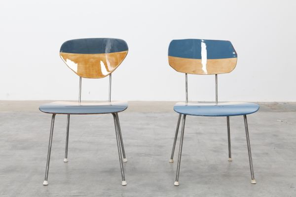 Attirant The Flying Dutchman Chairs By Markus Friedrich Staab, 2018, Set Of 2 1