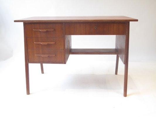 Mid Century Danish Desk 1960s 1