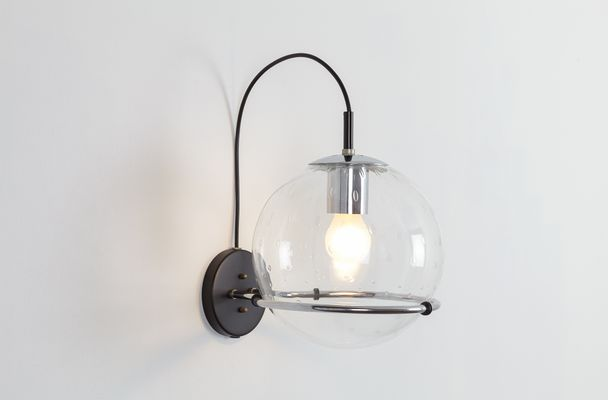 Mid Century Globe Pendant Light From Raak 1960s 1