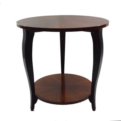 Vintage French Art Deco Side Table, 1930s 1