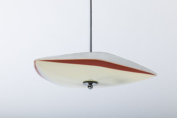 Vintage Pendant Light From Napako 1