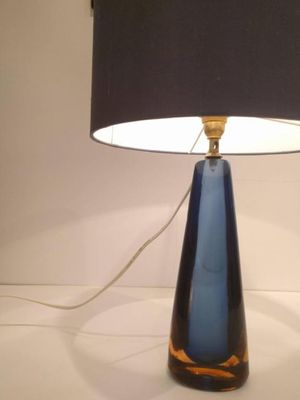 Murano glass table lamp by paolo venini 1950s for sale at pamono murano glass table lamp by paolo venini 1950s 2 aloadofball Images