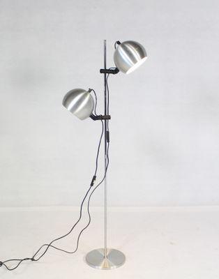 Danish floor lamp 1970s for sale at pamono danish floor lamp 1970s 1 aloadofball Image collections