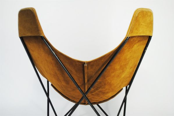 Butterfly Chair By Jorge Hardoy Ferrari For Knoll, 1970s 5