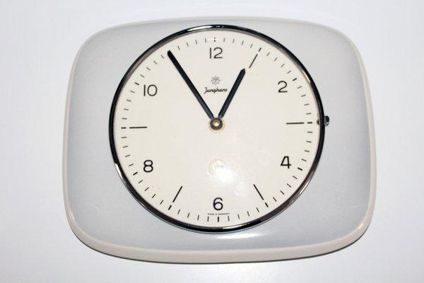 Orologio da cucina in porcellana di Junghans, anni \'60 in vendita su ...