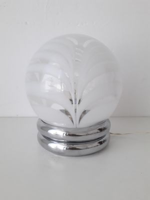 Spherical murano table lamp 1960s for sale at pamono spherical murano table lamp 1960s 1 aloadofball Choice Image