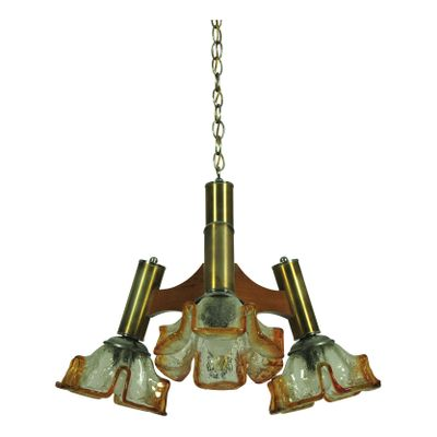 Mid Century Ceiling Light 1960s 1