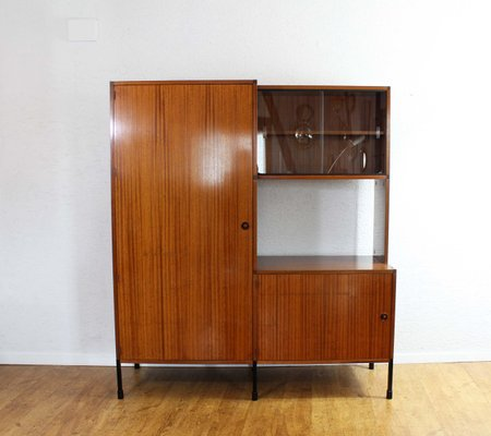 Lovely Mid Century Storage Cabinet By ARP For Minvielle, 1950s 1
