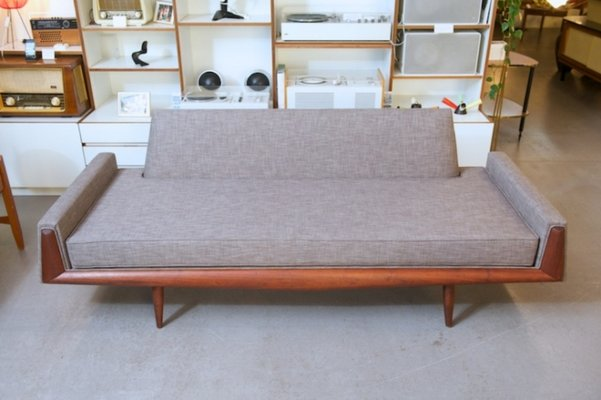 Vintage Sofa Daybed By Adrian Pearsall For Craft Associates 1
