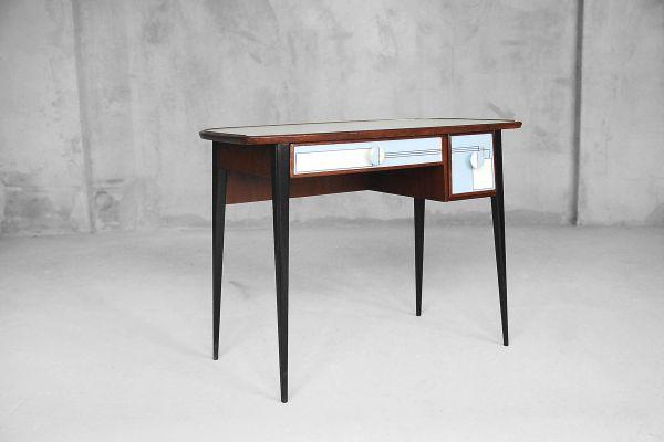 Mid Century Small Desk 1950s 1