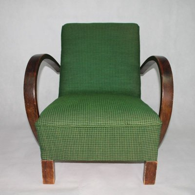 Vintage Armchair By Jindřich Halabala For UP Závody 1