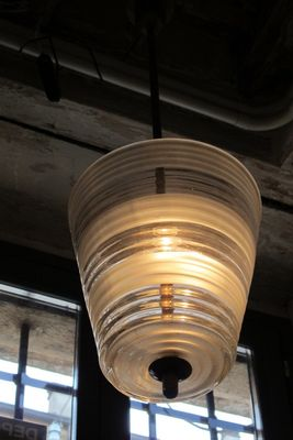 Vintage Italian Murano Glass Pendant Light 2