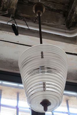 Vintage Italian Murano Glass Pendant Light 3