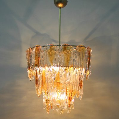Vintage murano glass chandelier for sale at pamono vintage murano glass chandelier 2 aloadofball Gallery