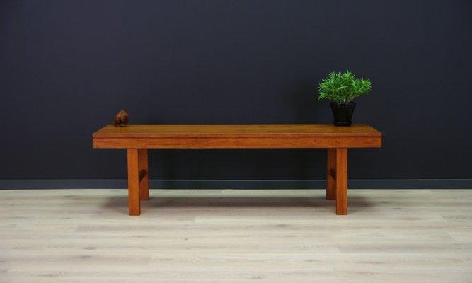 Exceptional Vintage Danish Teak Coffee Table 2