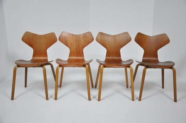 jacobsen furniture. Arne Jacobsen Furniture. Vintage Danish Grand Prix Chairs By For Fritz Hansen, Furniture
