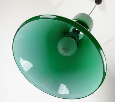 German green glass pendant light from limburg 1970s for sale at pamono german green glass pendant light from limburg 1970s 2 aloadofball Choice Image