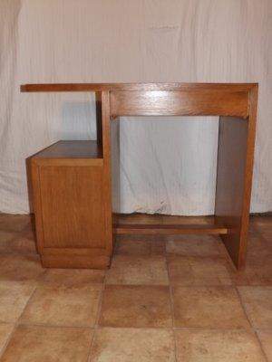 Art Deco Desk from De Coene, 1940s 9