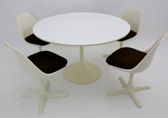 Dining Room Set By Maurice Burke For Arkana, 1960s 2